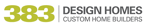 383 Design Homes Logo